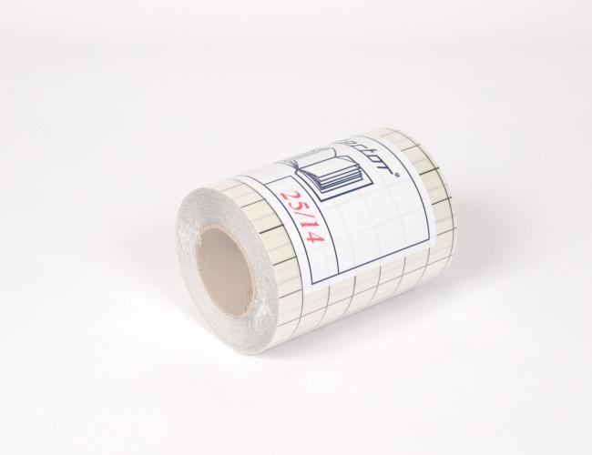 Protector RN - PVC 150µ semi-rigide brillant anti-UV adhésif à prise directe