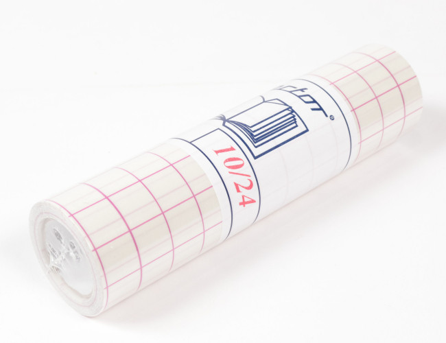 Protector TFD - PVC 70µ brillant anti-UV adhésif instantané avec support prédécoupé