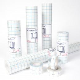 Protector BFD - PVC 70µ brillant anti-UV repositionnable avec support prédécoupé